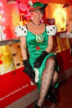 Lady Luck Casino Costume