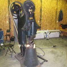 50 Lb Little Giant Power Hammer For Sale