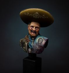 Mexican bandito by Fesechko · Putty&Paint