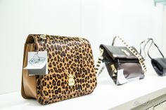 Animal print handbag by Marja Kurki
