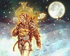 the Moonpath Strider by PaleLonginus.deviantart.com on @DeviantArt