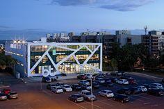 Farias & Denton Arquitetura e Design: Academia, Brasília - Arcoweb