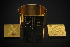 Kandinsky (4) A suite of jewelry designed by Kandinsky