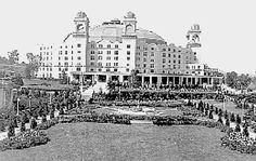West Baden Springs Hotel in 1929.. French Lick, Indiana