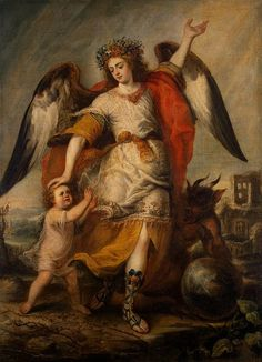 Buy Art Reproductions Angel of the Guard Philippe De Champaigne, Angeles, I Believe In Angels, Hermitage Museum, Spanish Painters, European Paintings, Greek Art, Guardian Angels, Caravaggio
