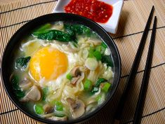 Quick Ramen Bowl with Fresh Veggies | 23 Easy Five-Ingredient Dinner Recipes