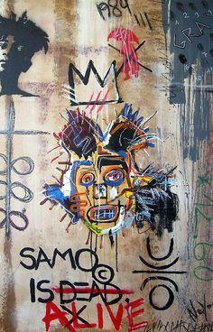 In memory Basquiat