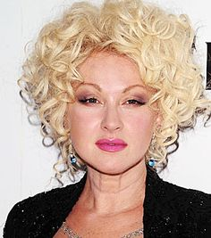 """""""Cynthia Ann Stephanie """"Cyndi"""" Lauper (born June 22, 1953) is an American singer, songwriter, actress and LGBT rights activist. She achieved success in the mid-1980s with the release of the album She's So Unusual and became the first female singer to have four top-five singles released from one album."""" - Wikipedia.org"""