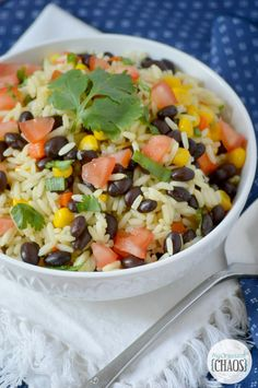 Fiesta Rice, Mexican