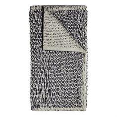 Himla wool rug black-grey - 140x200 cm - Himla