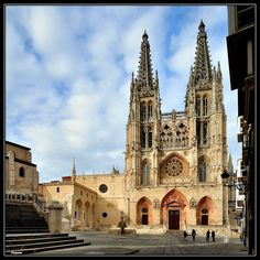 Catedral de Burgos  Spain
