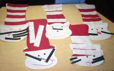 cat in the hat crafts