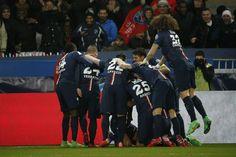 PSG vs. Monaco #France #Football #Goal
