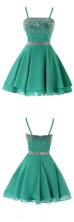 Chiffon Homecoming Dresses,Short Prom Dresses,Cocktail Dress,Homecoming Dress,Graduation Dress,Party Dress,Short Homecoming Dress