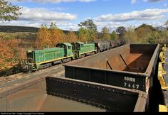 RailPictures.Net Photo: RBMN 801 Reading & Northern EMD SW8 at Good Spring, Pennsylvania by Chris Starnes