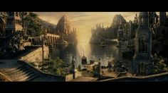 Day 20: If you were from Middle-Earth, where would you live? - Rivendell, it's breathtaking!