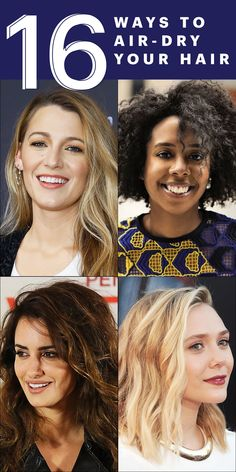 How to FLAWLESSLY Air-Dry Every Single Hair Texture