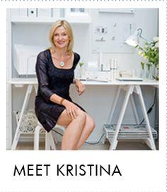 Kristina Karlsson  www.kikki-k.com