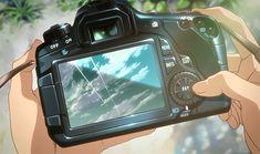 digital camera #anime