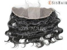 Brazilian Virgin Hair 13×4″ Silk Base Lace Frontal Closure Body Wave