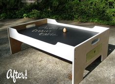 Chalkboard Train Table, Just thought of this as I was tslking to a lady interested in buying mine. It may not be for sale now :)