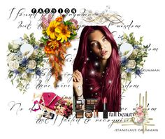 """""""Fall beauty"""" by yummytami ❤ liked on Polyvore featuring beauty and NARS Cosmetics"""