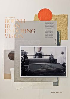 Bynd Artisan Posters by &Larry Graphic Design Magazine, Graphic Design Layouts, Graphic Design Typography, Graphic Design Inspiration, Layout Design, Branding Design, Graphic Designers, Graphic Design Books, Graphic Artwork