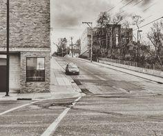 Thata way - #stillwaterminnesota #snapseed #monochrome #skrwt #olivestreet #home