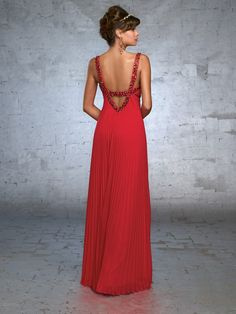 NOW ONLY £60 Formal Wear, Formal Dresses, Dresses For Sale, Red, How To Wear, Fashion, Dresses For Formal, Moda, Formal Gowns