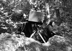 Behind the scenes of The Seventh Seal,1957