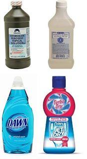 Meghann's DIY: DIY Daily Shower Cleaning Spray