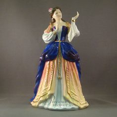 Desdemona Shakespearean Ladies Royal Doulton Figurine