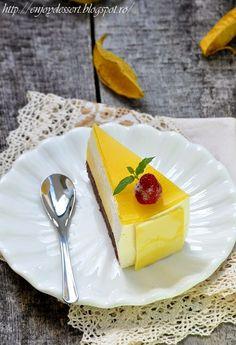 Sin Gluten, Gluten Free, Coconut Mousse, Mousse Cake, Something Sweet, Beautiful Cakes, Yummy Cakes, No Bake Cake, Panna Cotta