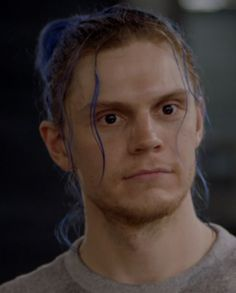Kai Anderson, Evan Peters' greatest role on AHS to date! Follow rickysturn/evan-peters