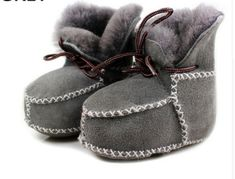Cheap boots for girls, Buy Quality winter baby boots directly from China infant girl winter boots Suppliers: Winter Genuine Leather Baby Snow Boots For Girl Newborn Warm First Walkers Infant Toddler Soft Sole Fur Booties Sheepskin Shoes