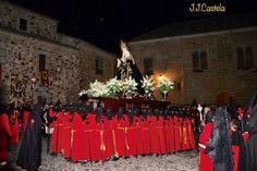 FOTOS DE LA SEMANA SANTA CACEREÑA: CRISTO DE LAS BATALLAS 2015