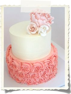 Two Tier Rose $200
