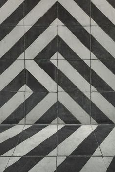 Brilliant use of popham rep stripe, very clever!!! - available from beach house tile studio