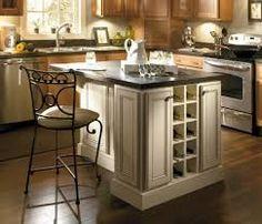 landen maple antique paint cabinets - Google Search