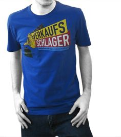 Verkaufs Schlager T-Shirt