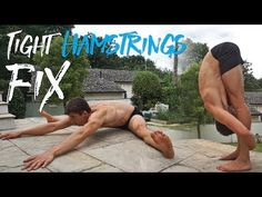 (11) Why You Can't Pike And Pancake! (TIGHT HAMSTRINGS) - YouTube