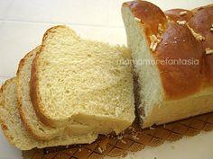 Un pan brioche nato per caso, utilizzando della crema avanzata. Leggi la ricetta cliccando sul link.