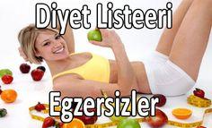 Diyet Listesi - http://www.sagliktime.com/diyet-listesi/