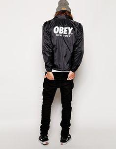 OBEY New York Coach Jacket $133.30