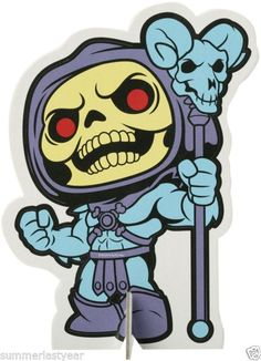 Funko Masters Of The Universe Pop! Skeletor T-Shirt Hot Topic Exclusive Collector Cards, Batman Vs, Superman, Hot Topic, Masters, Nerdy, Nostalgia, Universe, Animation