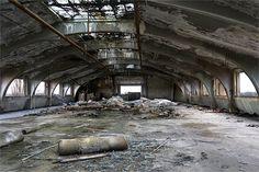 Photos de lieux abandonnés par Thomas Jorion