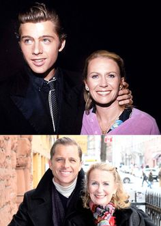 In 1980, Maxwell Caulfield married actress Juliet Mills, 18 years his senior.