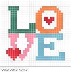 ideas for crochet heart card cross stitch Pixel Crochet, C2c Crochet, Tapestry Crochet, Crochet Chart, Cross Stitch Heart, Cross Stitch Cards, Cross Stitching, Cross Stitch Embroidery, Cross Stitch Designs