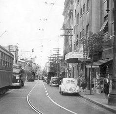Rua da Glória, 1957