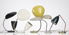 Greta-Grossman selection of lamps